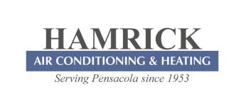 Hamrick Air Conditioning & Heating 2400 N. Pace Blvd. Pensacola, FL 32505 - Phone: (850) 432-3326 / 932-4107